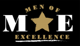 Men of Excellence with a star as the center